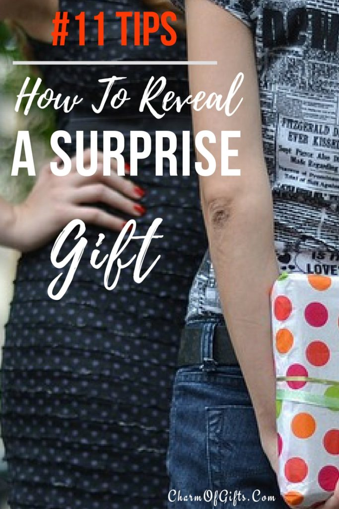 Not everyone likes surprises, but I bet everyone likes a surprise gift. It doesn't matter the age of the person, gifts make everyone happy. And what makes people smile (or scream with excitement) a whole lot more is when they get an unexpected surprise gift. I have just the tips to help you plan a surprise gift for someone you love...