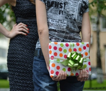 Surprise Someone With A Gift