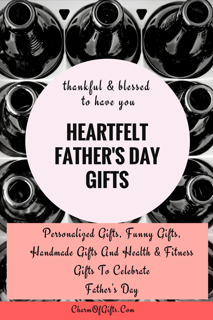 To the man who has been your rock all these years,there is no better time than father's day to say you are thankful and blessed to have a father like him. If you want togive a father's day gift that your father can use in his daily life that also reminds him of your love then you are at the right place...