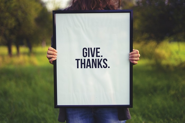 Be Grateful For the Gift Even If It Is Something You Don't Like