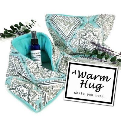 a warm hug heating pads