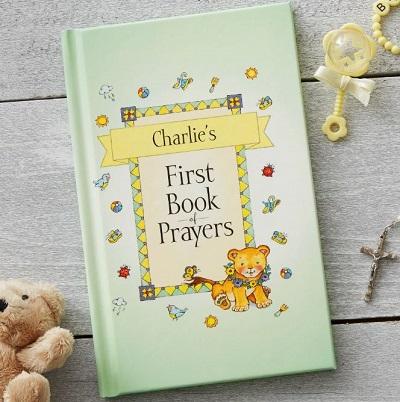 Book of prayer for children in hospital