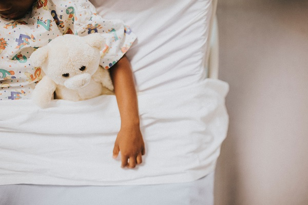 what to take for a sick child in hospital