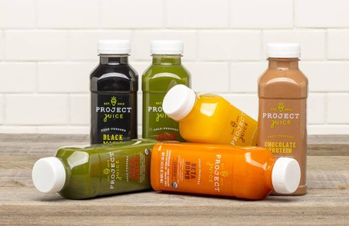 Cold- Pressed Fruit Juices