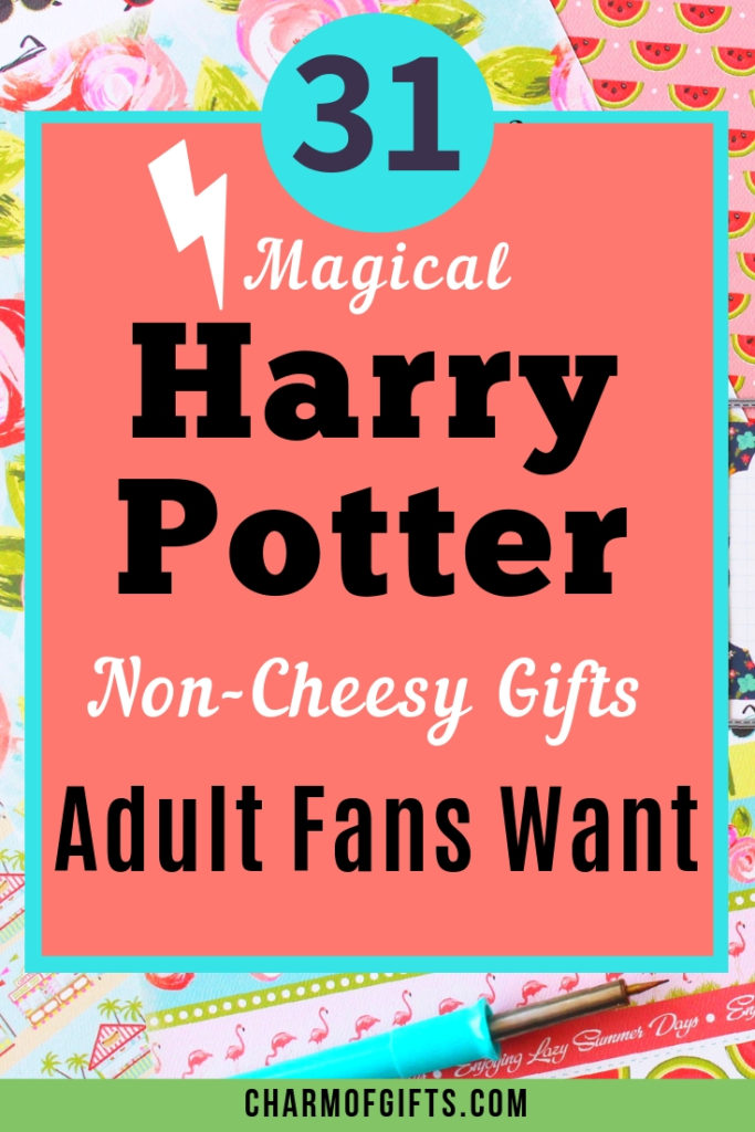 Harry Potter Gifts For Adults| Harry Potter Gifts| Christmas Gifts And Stocking Stuffer Ideas For Harry Potter Fans