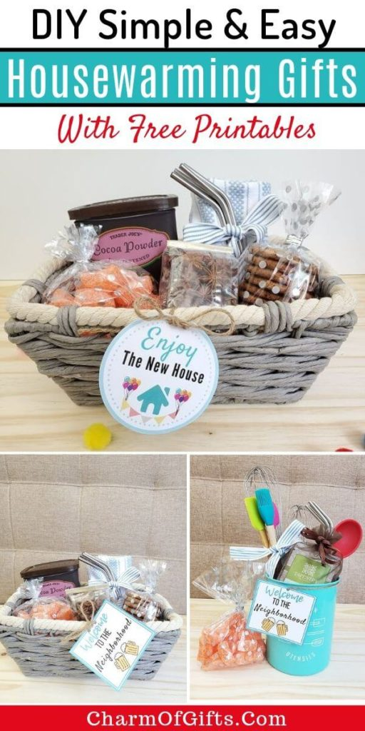 Thoughtful Diy Housewarming Gifts That Are Useful Fun