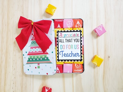 Diy Homemade Holiday Gift Ideas Teachers Would Appreciate