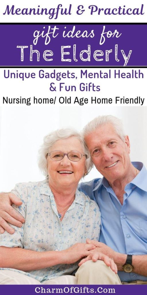 The most practical gift ideas for the elderly parents or grandparents that are helpful and fun. Show them you care with these inexpensive, yet thoughtful unique gadgets and mental health gifts for seniors. Heartwarming gifts you can also take these to nursing home or old age home.