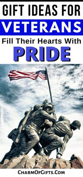 Gifts For Veteran men and women that honor their service to the country. Patriotic Gifts for army navy and air force veterans