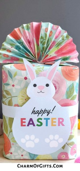DIY Easter Gift Tags Everyone from friends to coworkers will love