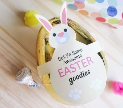 Free Easter Gift Tags Perfect For Friends Coworkers And School