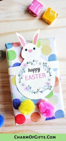Handmade Easter Printables Free
