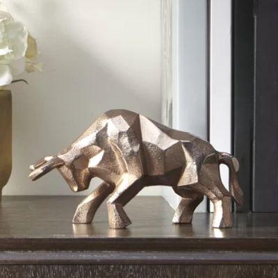 bull show piece