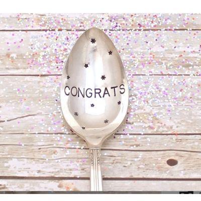 congratulations spoon