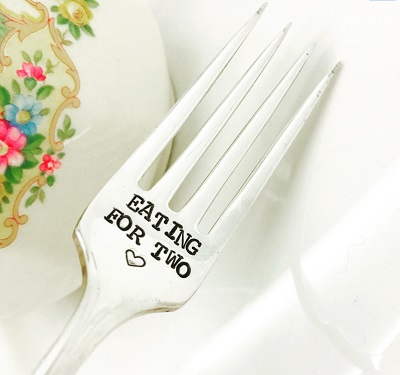 fork for expecting mommy