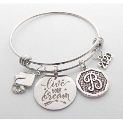 graduation bracelet for girls
