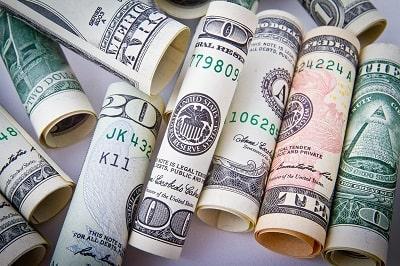 image of dollar bills