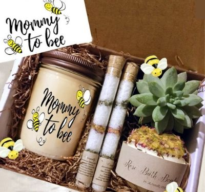 mommy to be gift basket