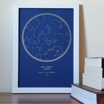 star constellation print