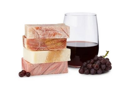 wine soap set
