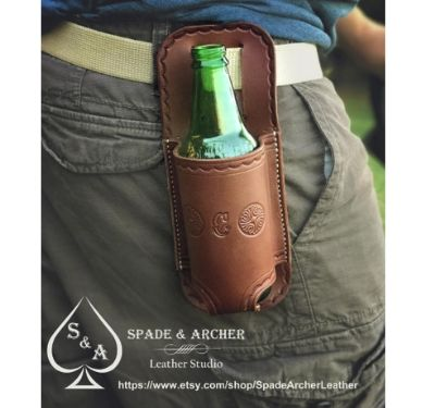 beer holster for men