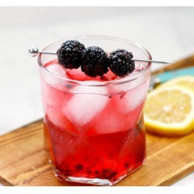 blackberry lemon bramble