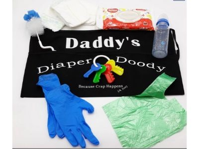 diaper changing kit for dads