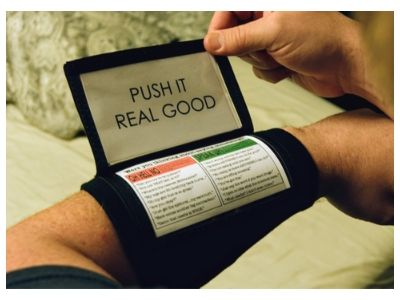 labor tips armband for guys