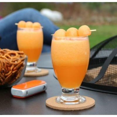 melon orange cocktail