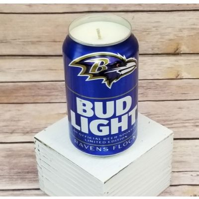soy beer candle