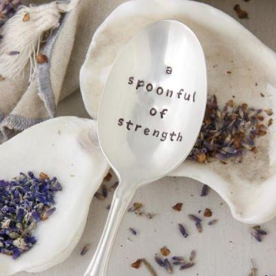 motivational message spoon