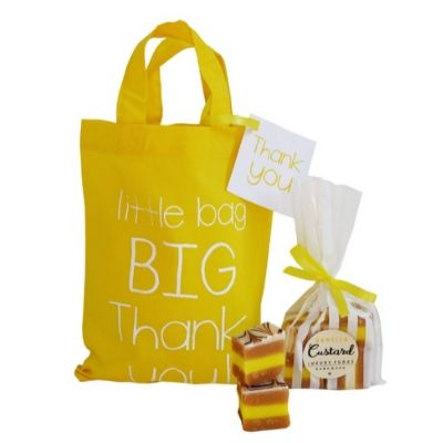 sunshine thank you gift bag