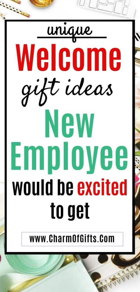 new employee welcome gifts for men and women