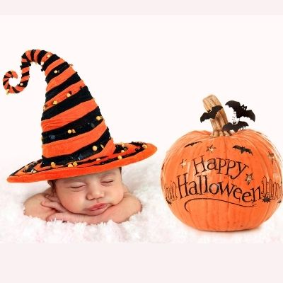 First Halloween Gifts for Newborn or baby girl