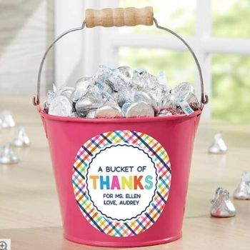bucket of thanks