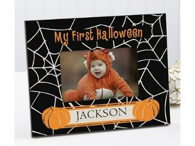 first ever halloween photo frame
