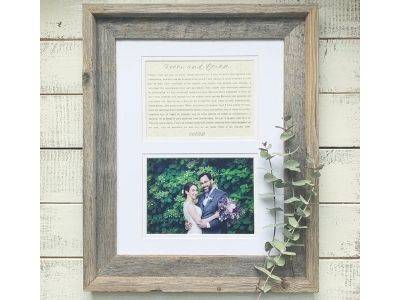 wedding song lyrics print