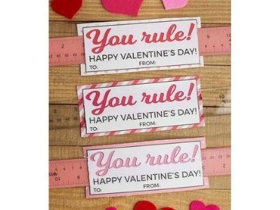 you rule printable